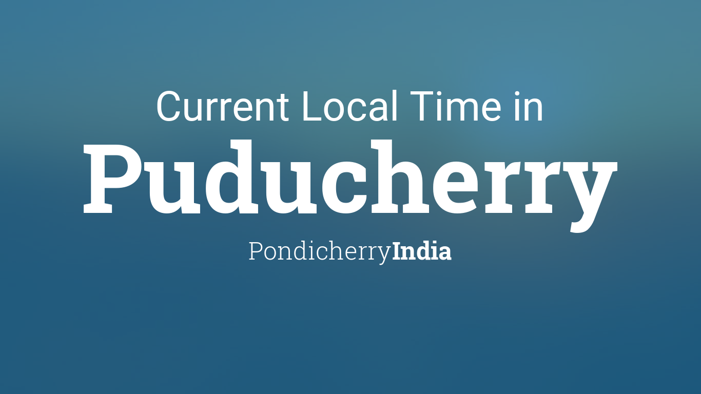 Pondicherry dating app