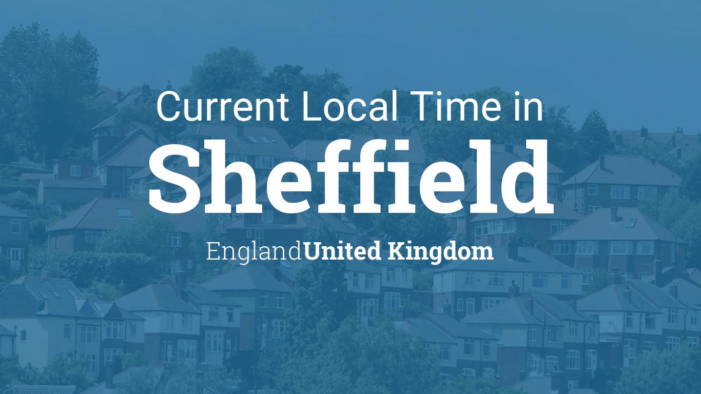 Calendar Planner Uk : Current local time in sheffield england united kingdom