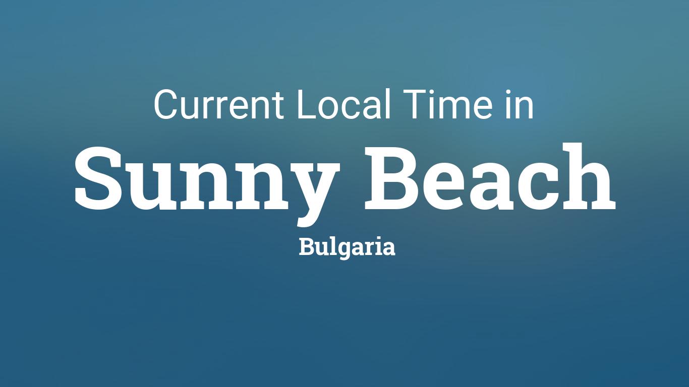 Extended Weather Forecast Sunny Beach Bulgaria