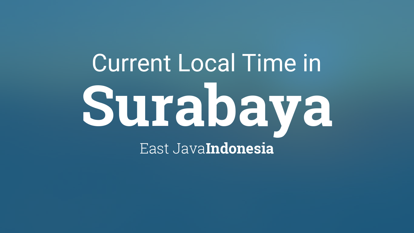 Meet new people in Surabaya