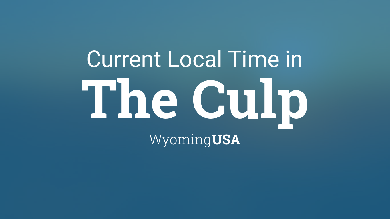 local time in cheyenne wy
