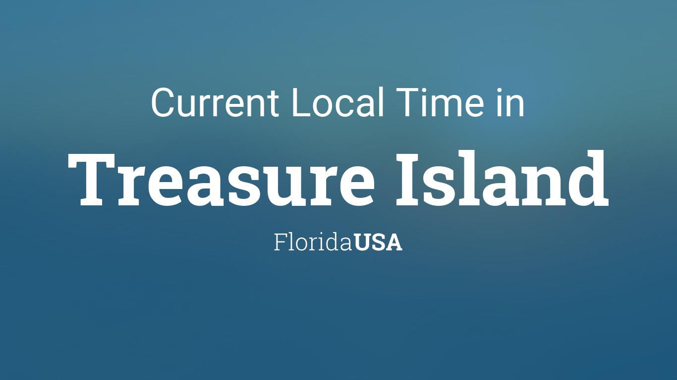 current local time in treasure island florida usa. Black Bedroom Furniture Sets. Home Design Ideas