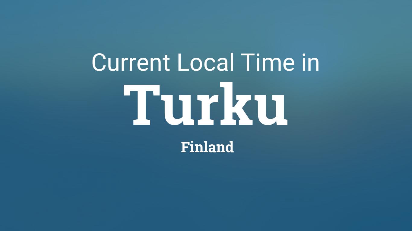 Dating turku finland