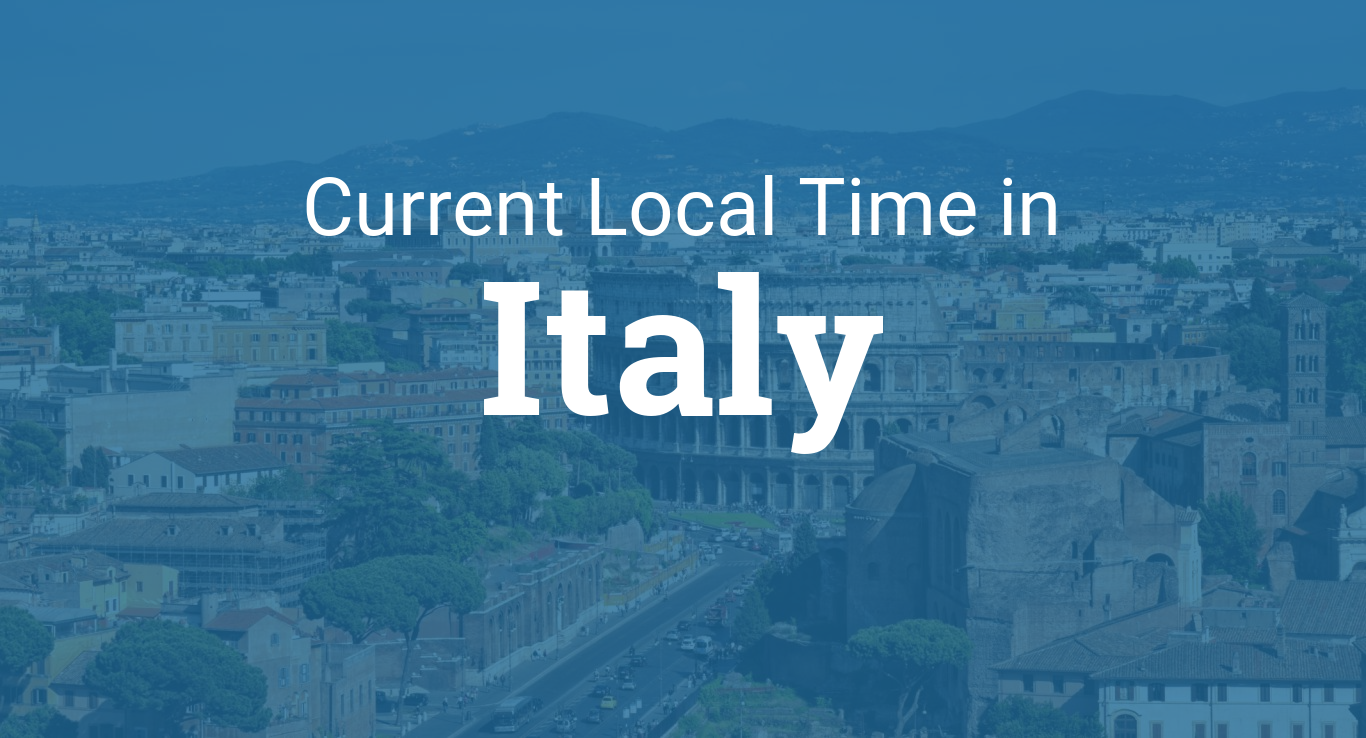 Current local time in italy gumiabroncs Image collections
