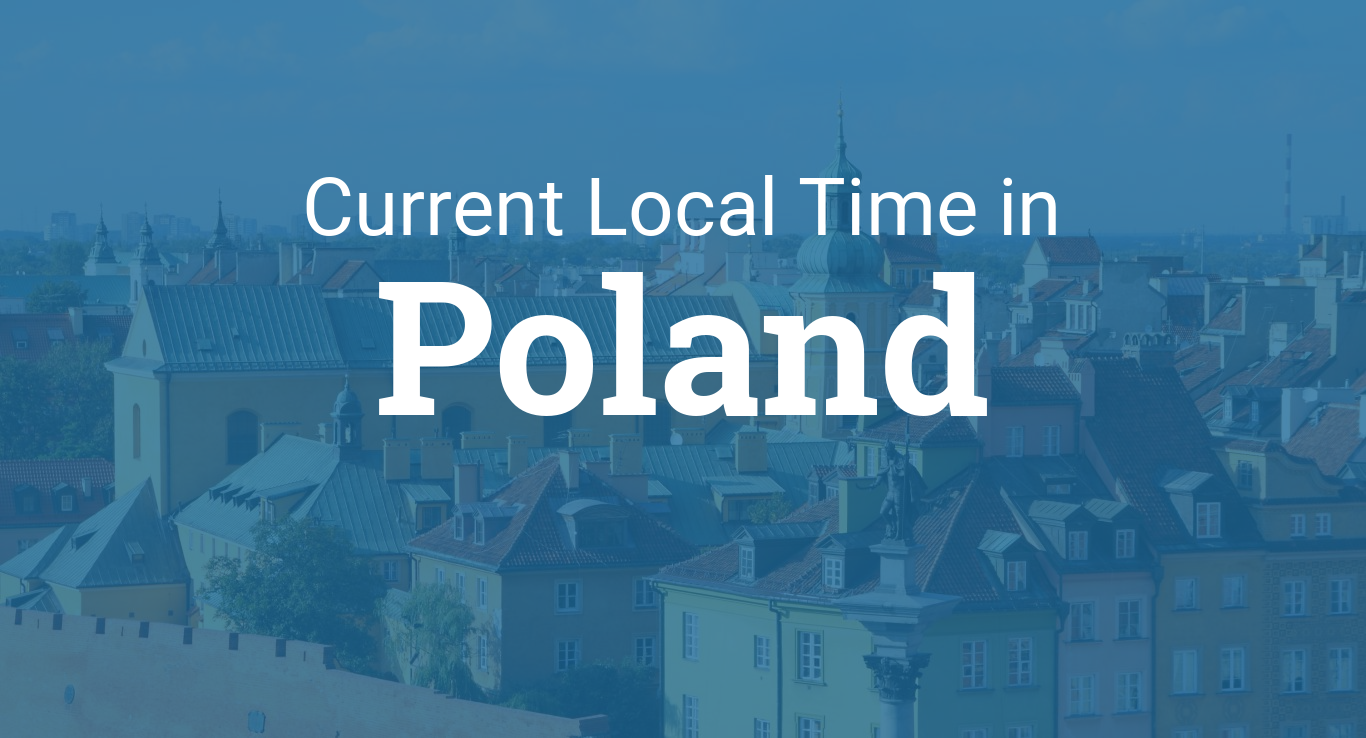 Time in Poland