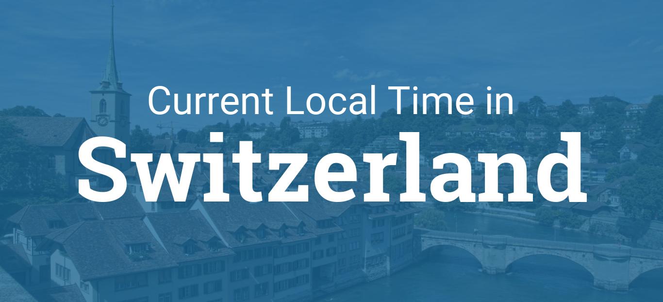 Time in Switzerland
