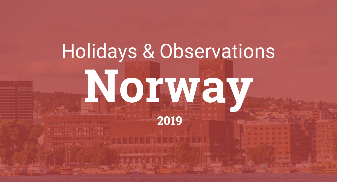 norwegian holidays