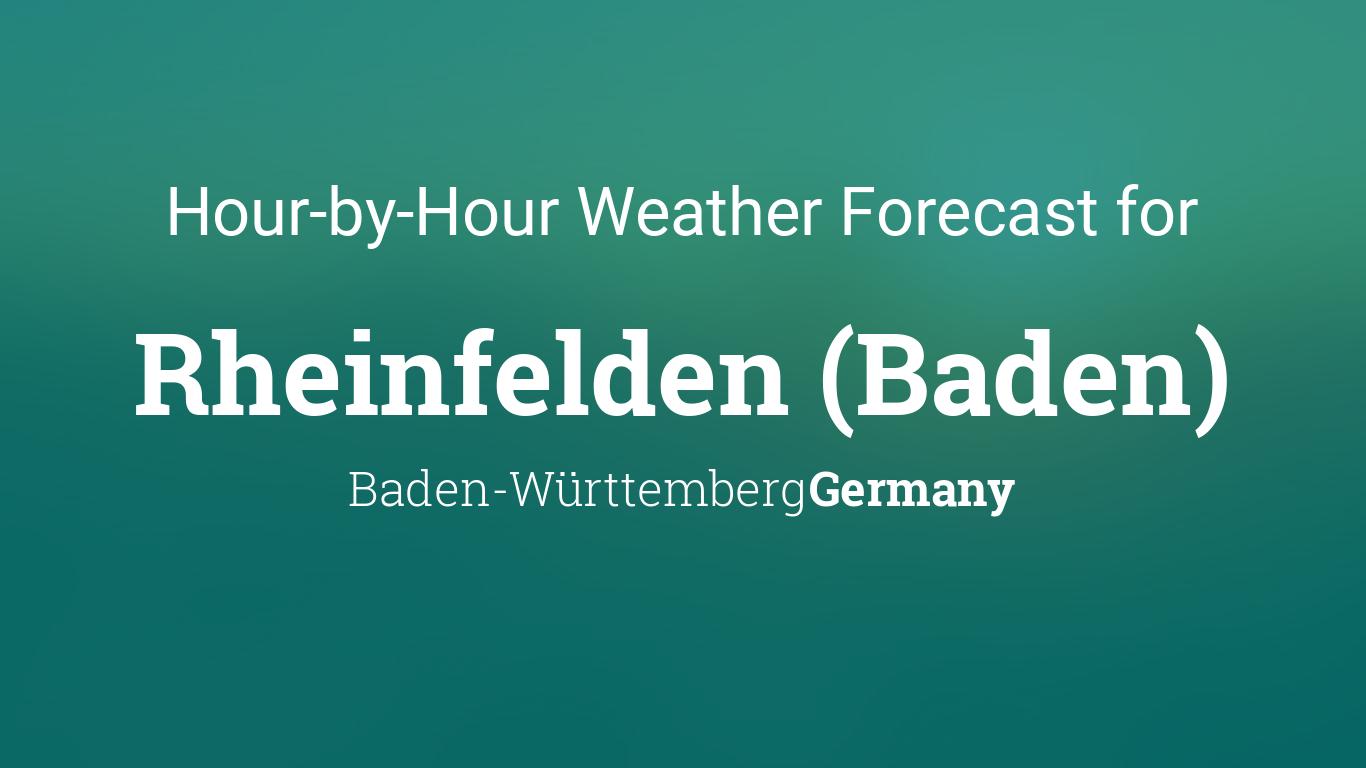 Weather Baden Baden Germany