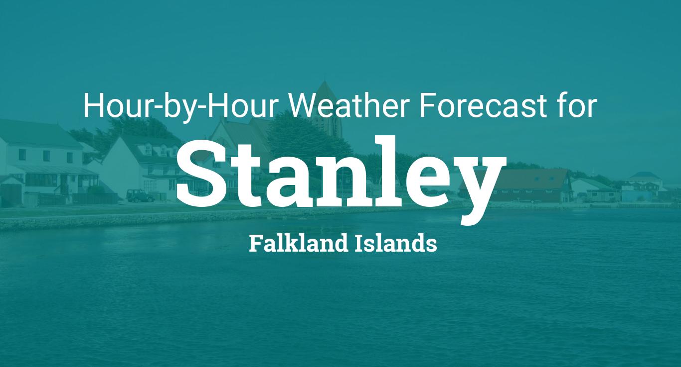 Weather Forecast Stanley Falkland Islands