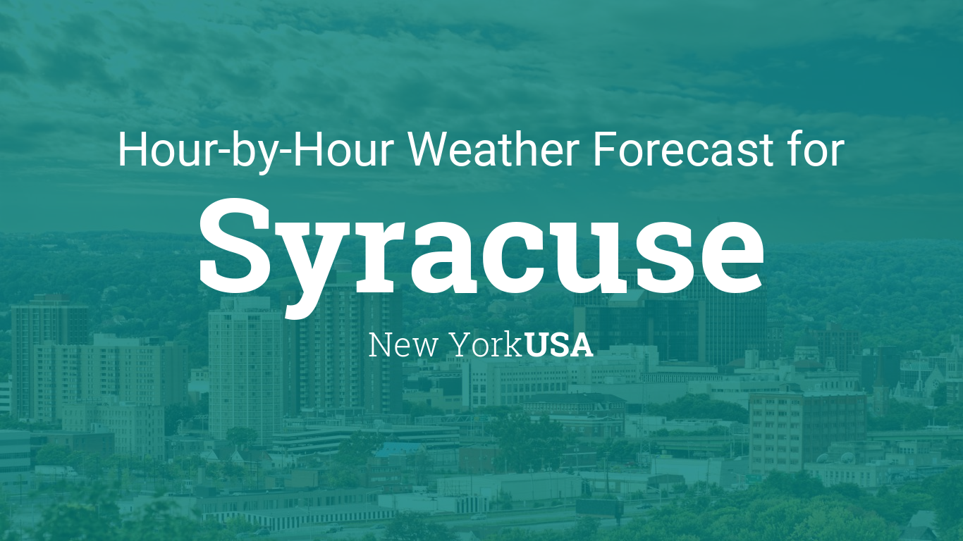 weather forecast for syracuse new york - photo#24