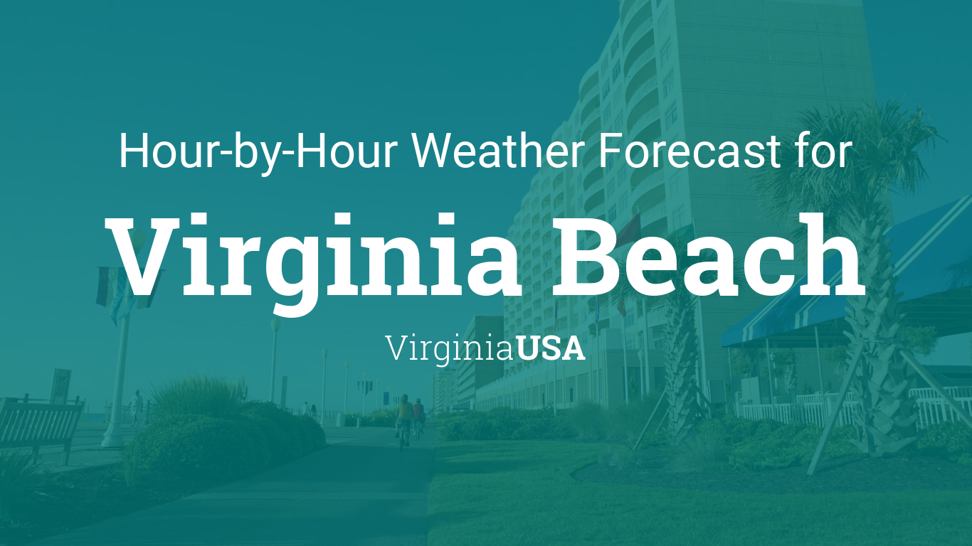 Virginia Beach Weather Monthly Forecast