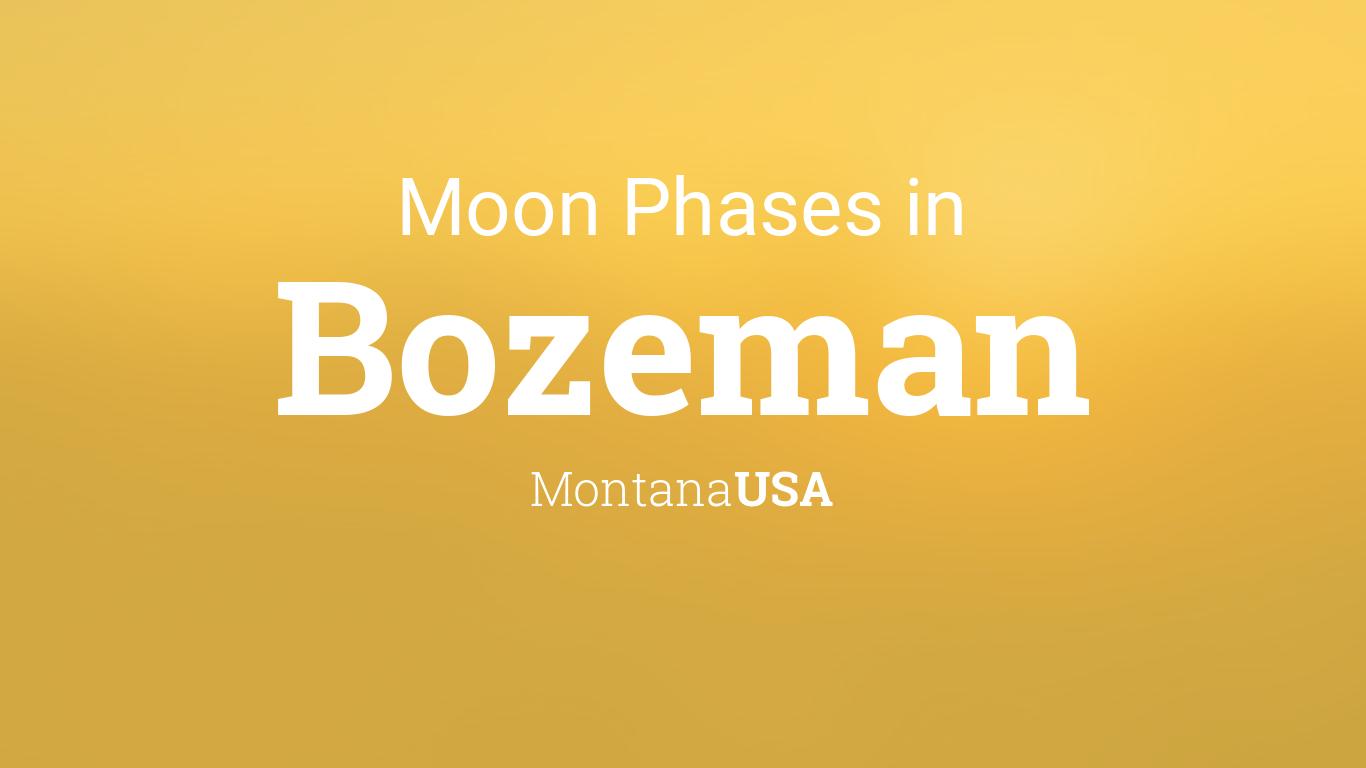February 7 2019 Calendar Bozeman Montana Moon Phases 2019 – Lunar Calendar for Bozeman, Montana, USA