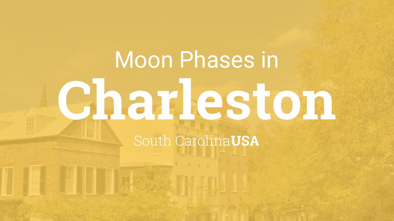 Moon phases 2018 lunar calendar for charleston south carolina usa geenschuldenfo Choice Image