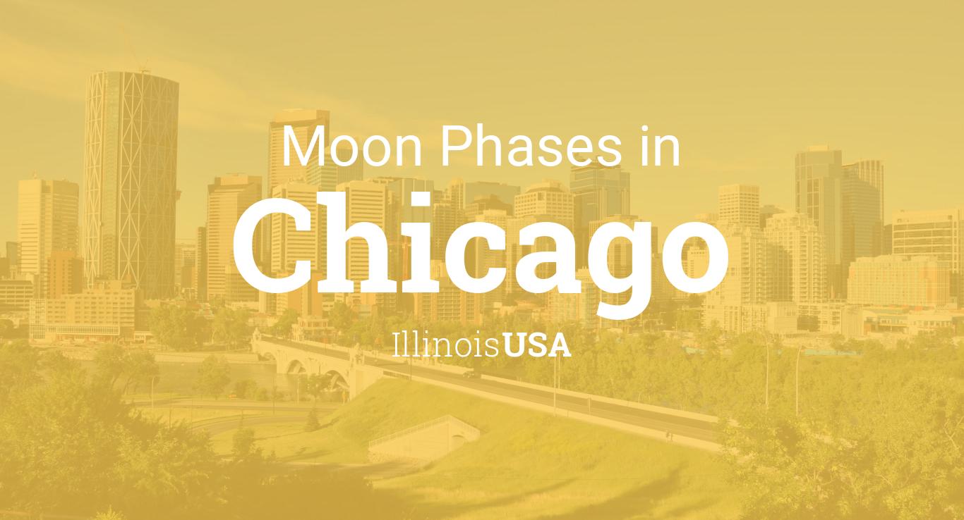Lunar Calendar December 2020 Chicago Moon Phases 2019 – Lunar Calendar for Chicago, Illinois, USA