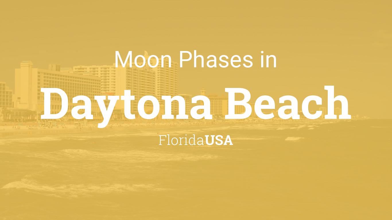 moon phases 2017 lunar calendar for daytona beach florida usa. Black Bedroom Furniture Sets. Home Design Ideas