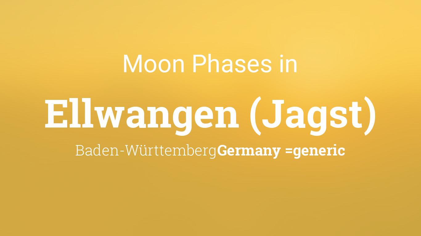 moon phases 2018 lunar calendar for ellwangen jagst baden w rttemberg germany. Black Bedroom Furniture Sets. Home Design Ideas