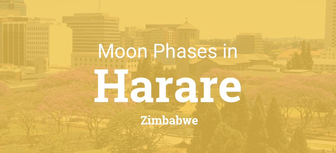 Calendar Zimbabwe Pdf : Moon phases lunar calendar for harare zimbabwe