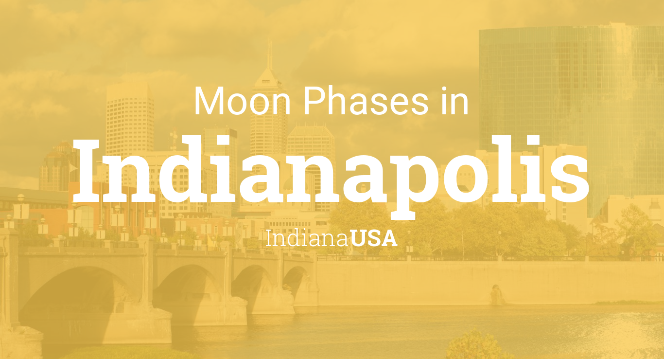 Moon Phases 2019 Lunar Calendar For Indianapolis Indiana Usa Phase Diagram Printable Chart