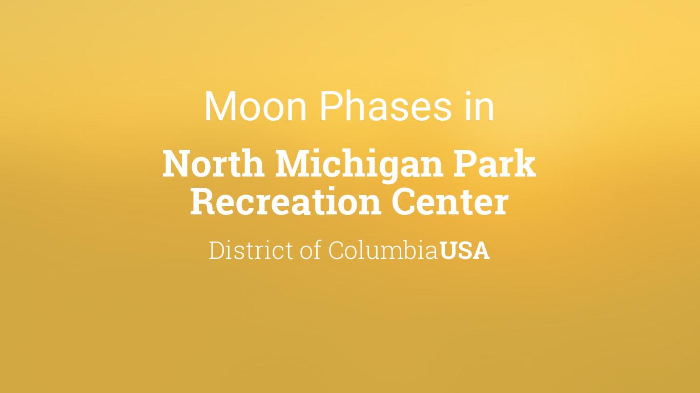Moon Phases 2019 – Lunar Calendar for North Michigan Park