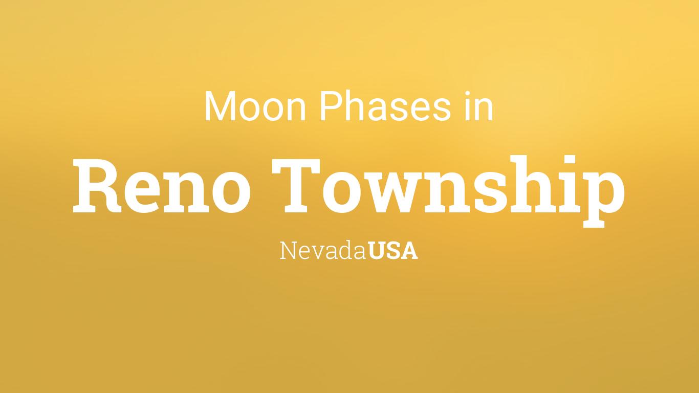 Reno Events Calendar 2022.Moon Phases 2021 Lunar Calendar For Reno Township Nevada Usa
