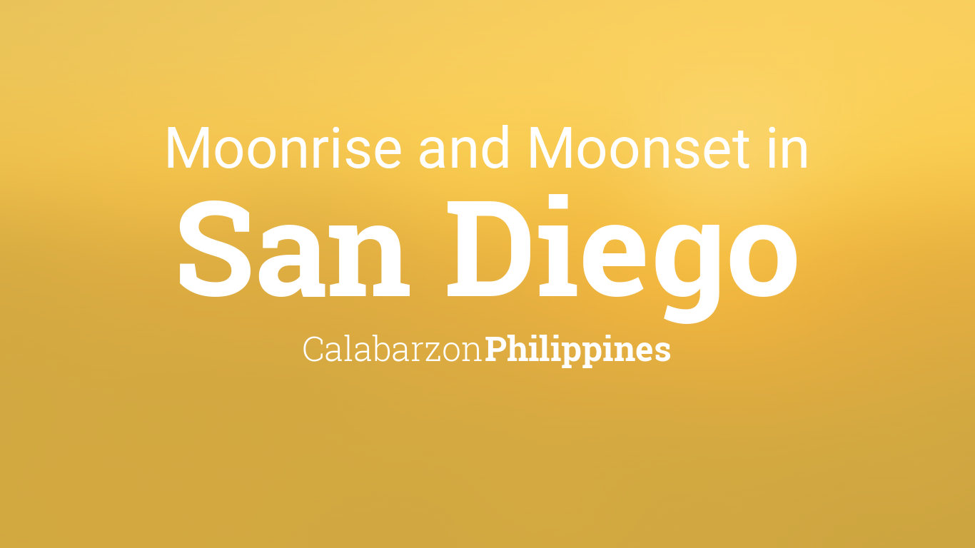 Southern California Moon Phase and Solunar Chart for ...
