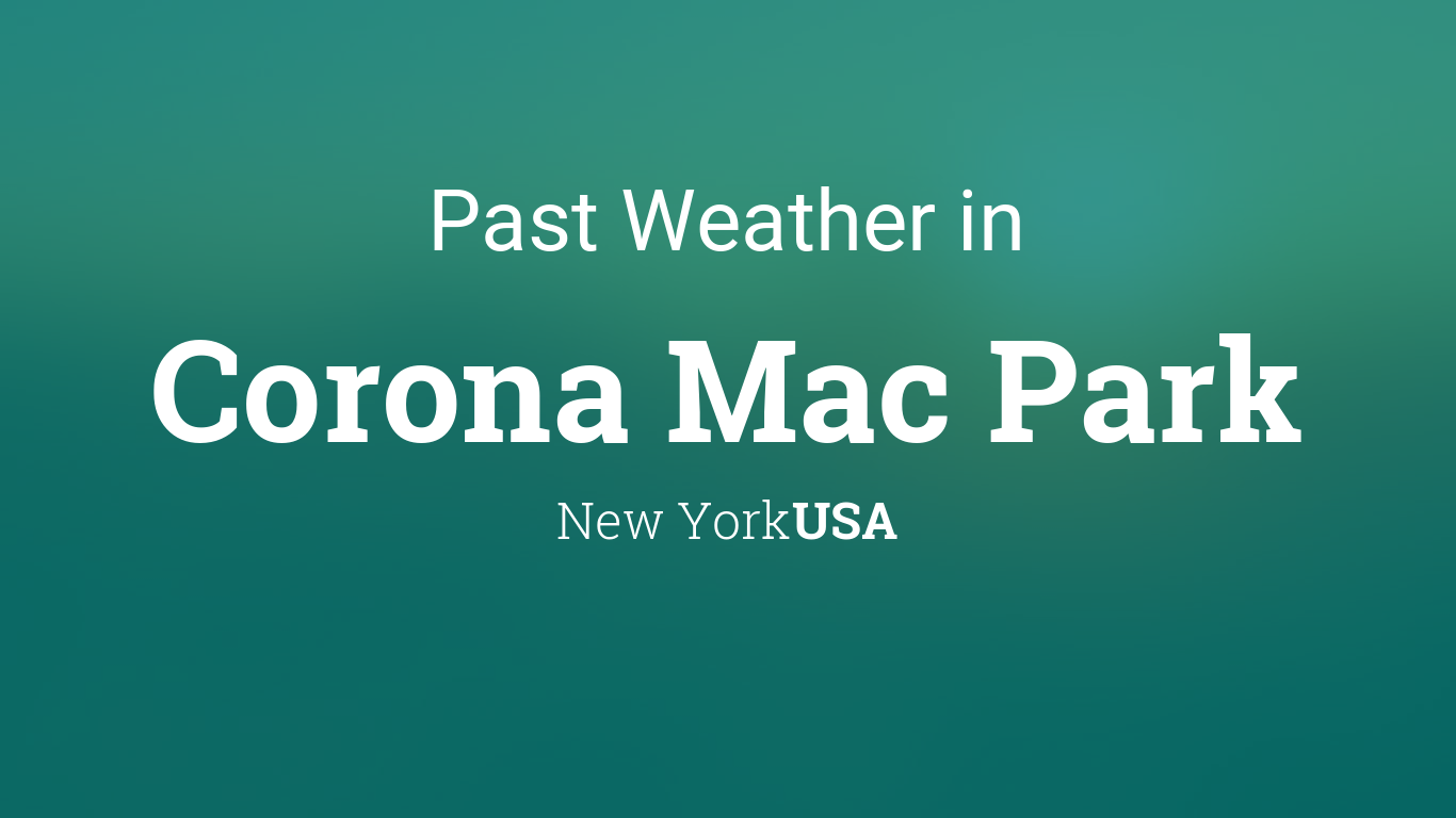 weather in corona this week