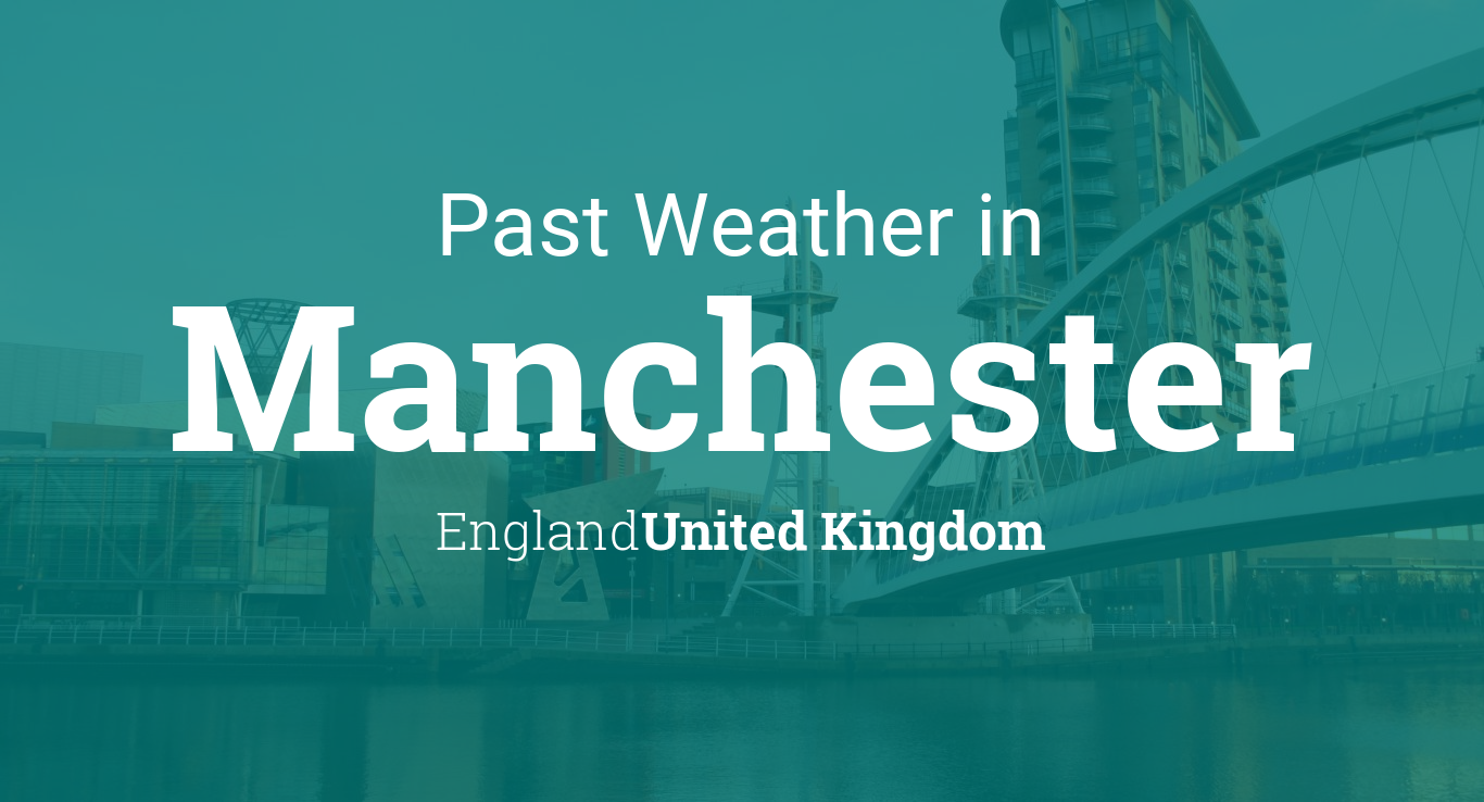 Past Weather in Manchester, England, United Kingdom