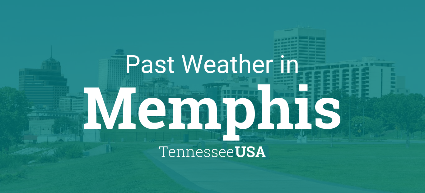 547952adc08c Past Weather in Memphis
