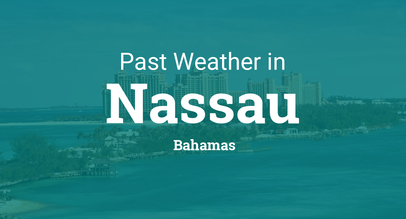 bahamas weather in february 2020