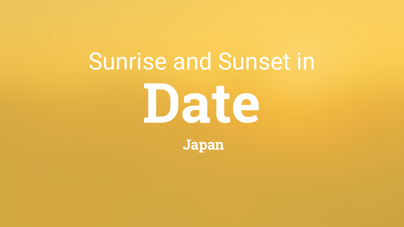 Sunset Calendar 2022.Sunrise And Sunset Times In Date