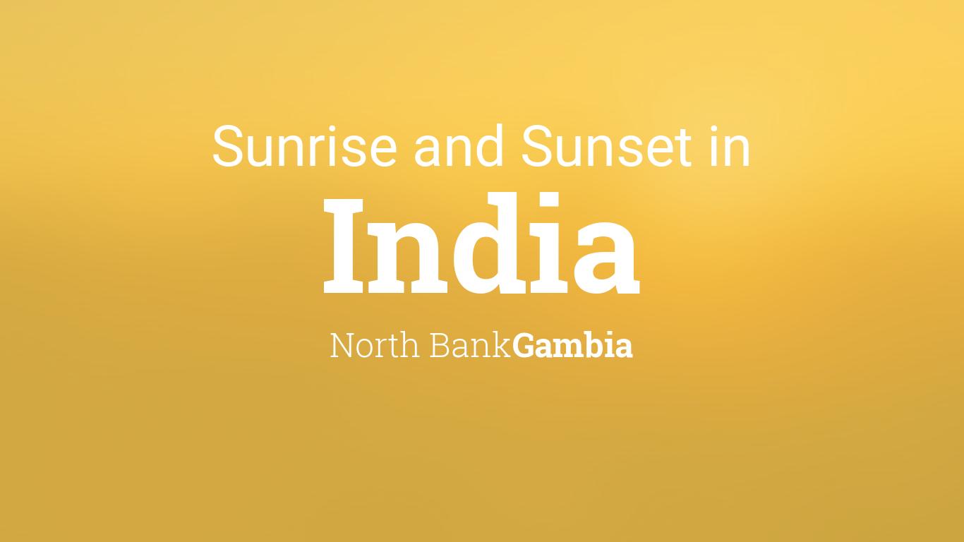 Sunrise Sunset Calendar 2022.Sunrise And Sunset Times In India