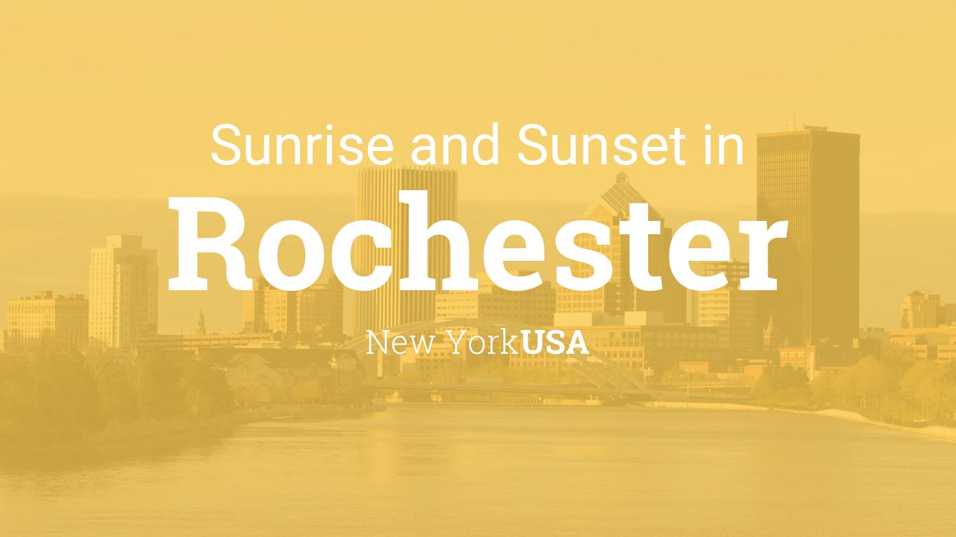 Dating in rochester new york