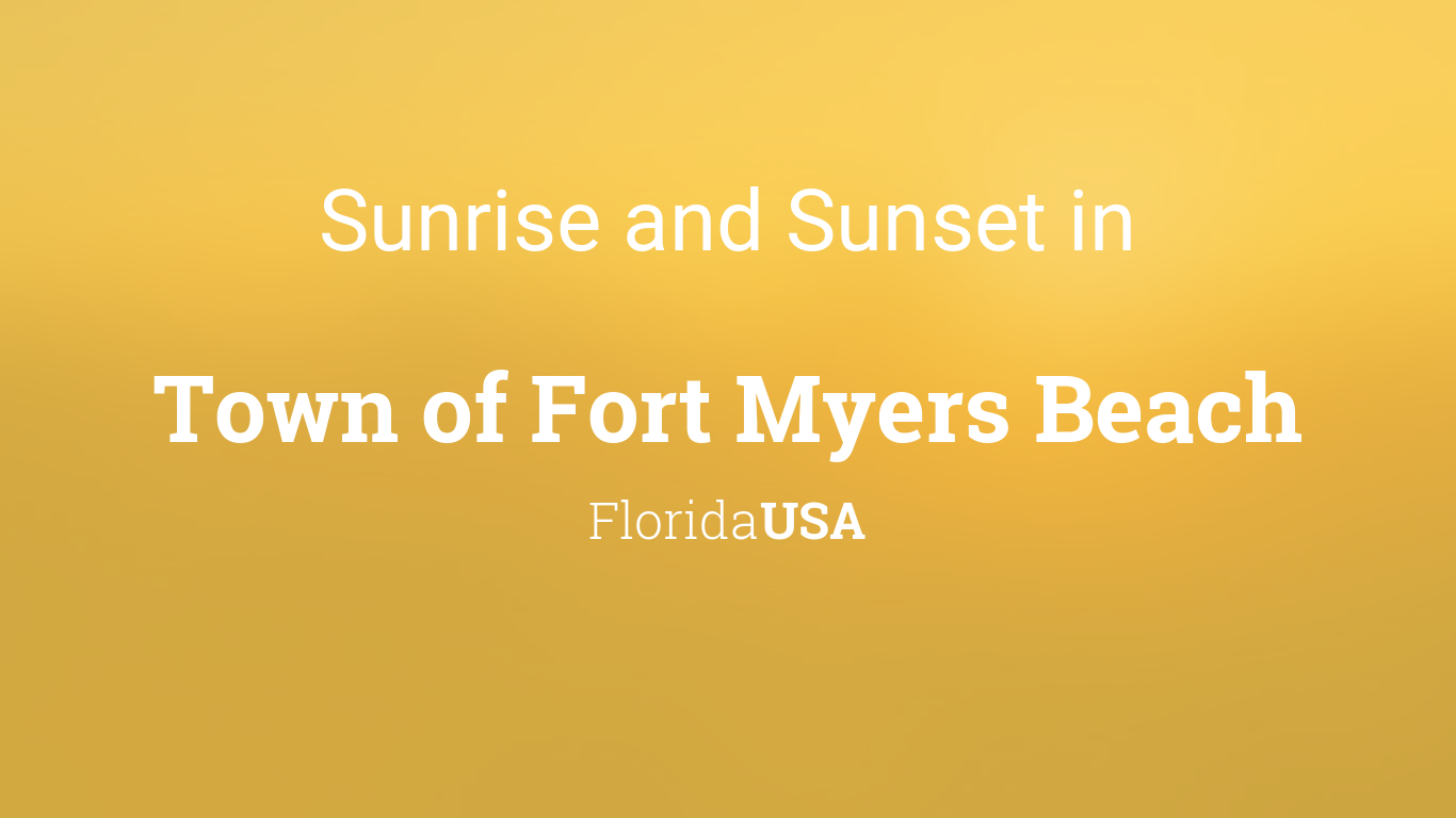 Fort Myers Beach Weather In January