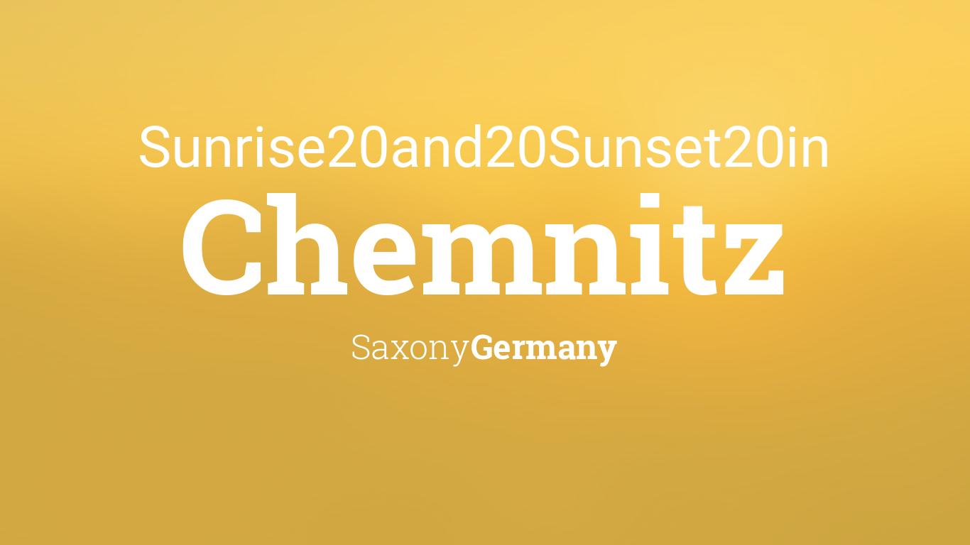 Chemnitz dating