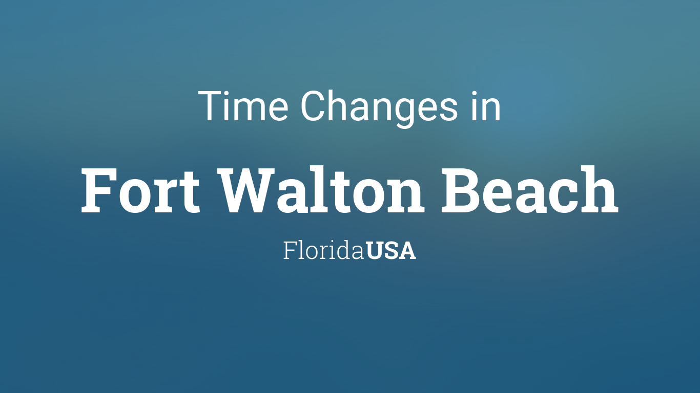 Fort Walton Beach Weather Monthly