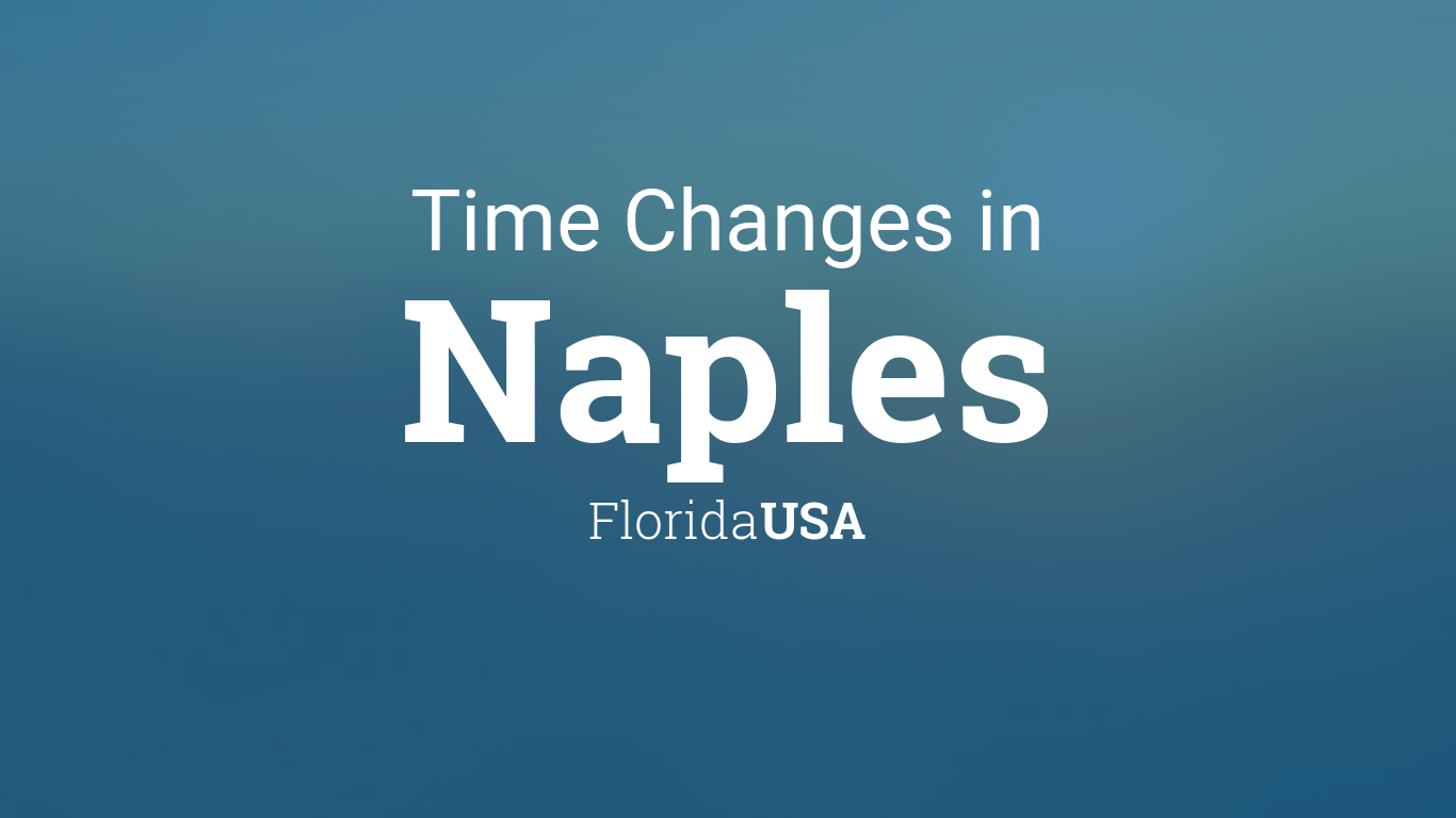 what time is it in naples