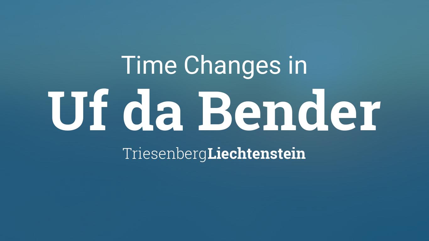 Uf Fall 2022 Calendar.Daylight Saving Time Changes 2021 In Uf Da Bender Liechtenstein