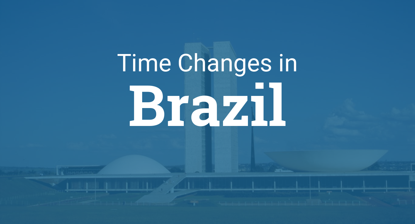 Calendario 2019 Rio Grande Do Sul.Daylight Saving Time 2019 In Brazil