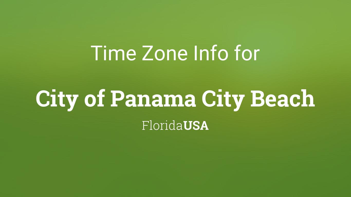Panama City Beach Extended Forecast