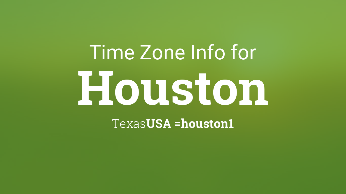 time zone clock changes in houston texas usa. Black Bedroom Furniture Sets. Home Design Ideas
