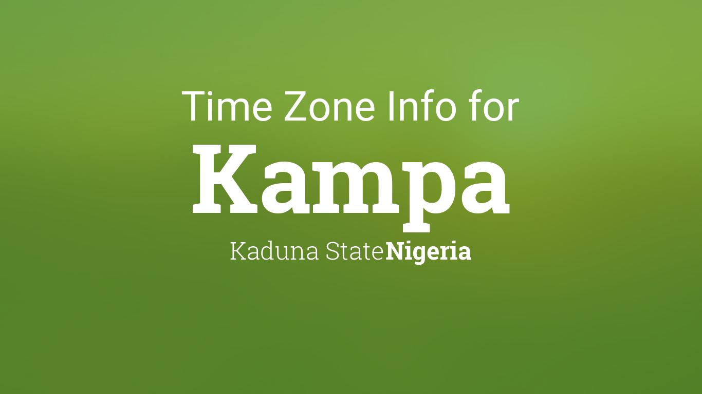 time zone nigeria