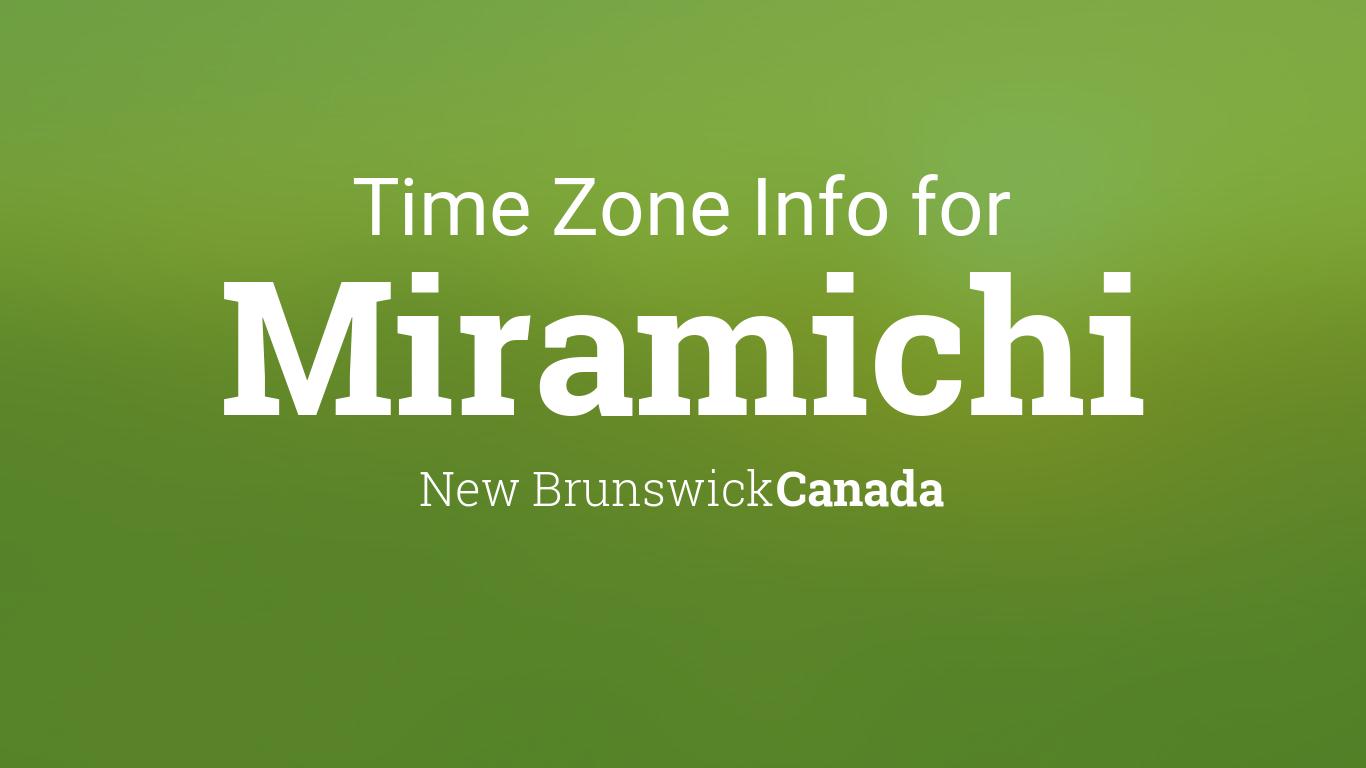 Dating uusi Brunswick Kanada