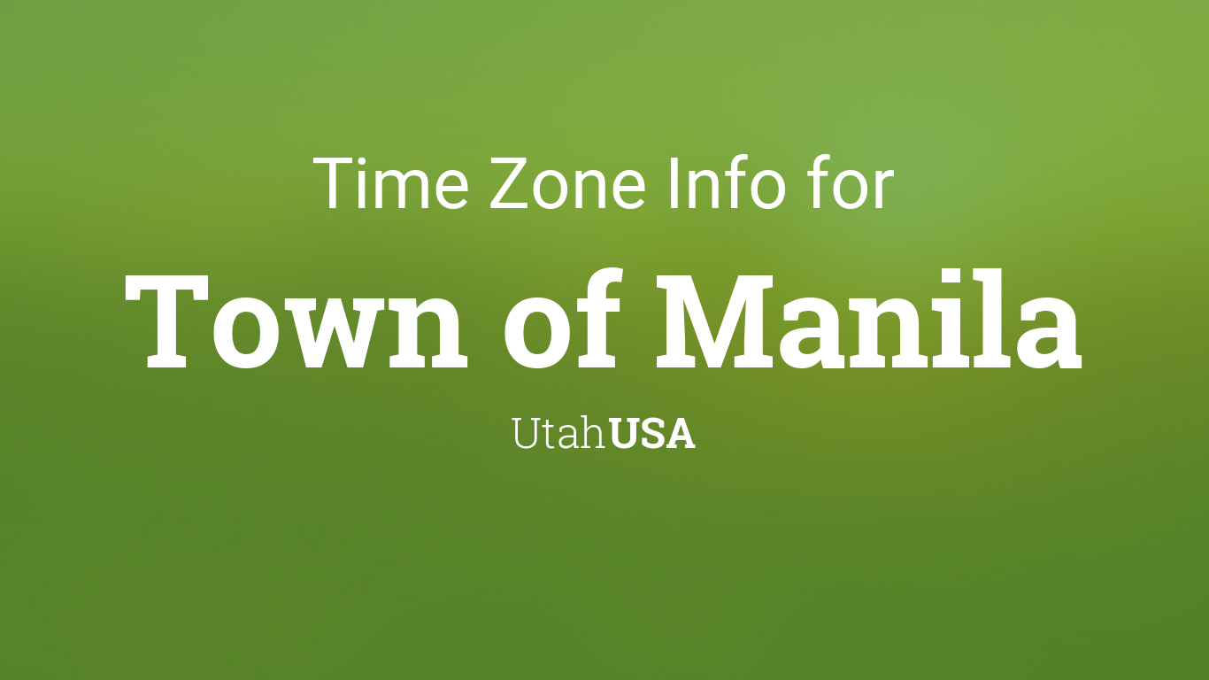Provo, Utah Time - Local Time in Provo - Time Zone in ...