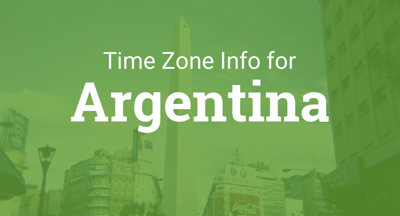 Time zone in argentina gumiabroncs Gallery