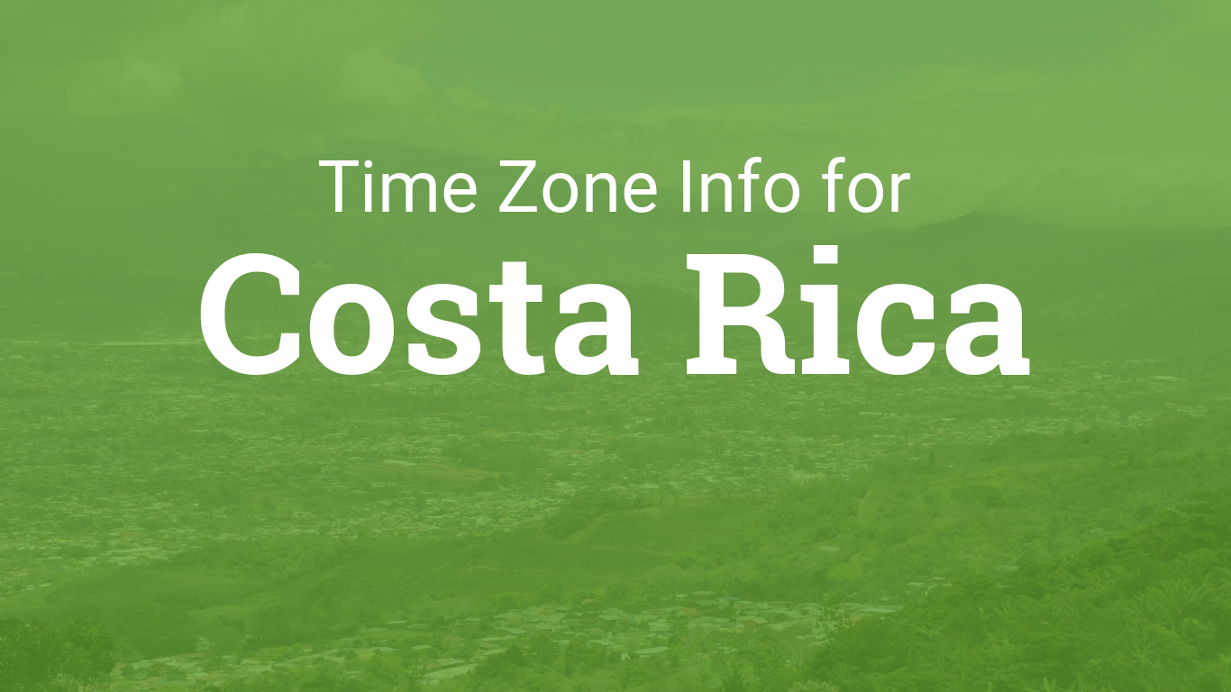 Time zone in costa rica gumiabroncs Image collections