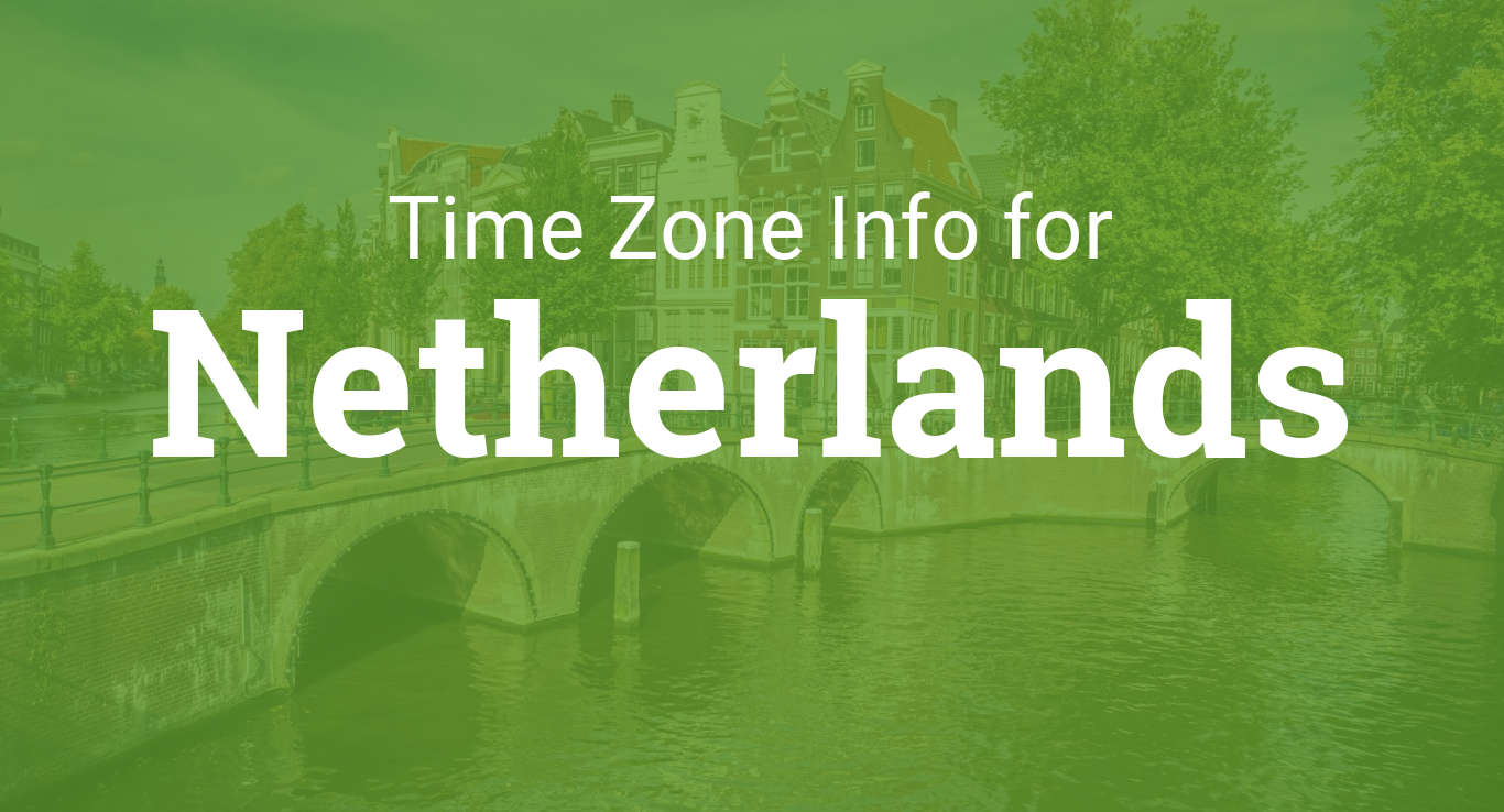 Time Zones in the Netherlands