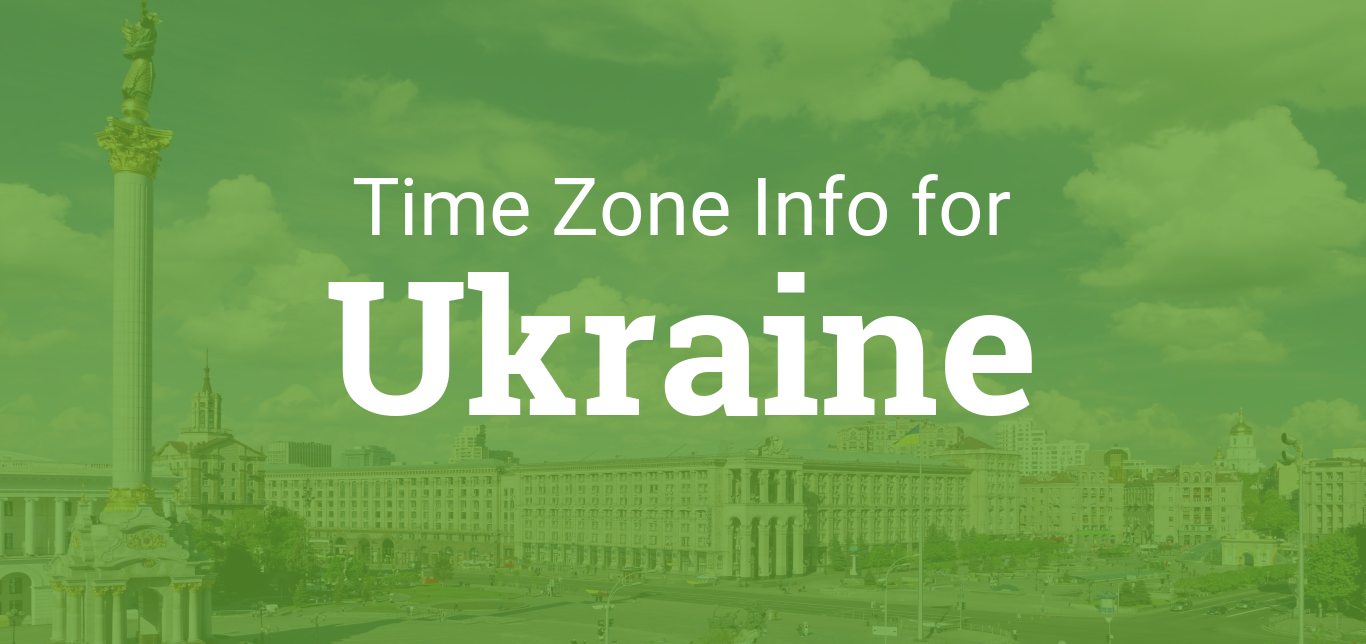 Ukraine Time Zone