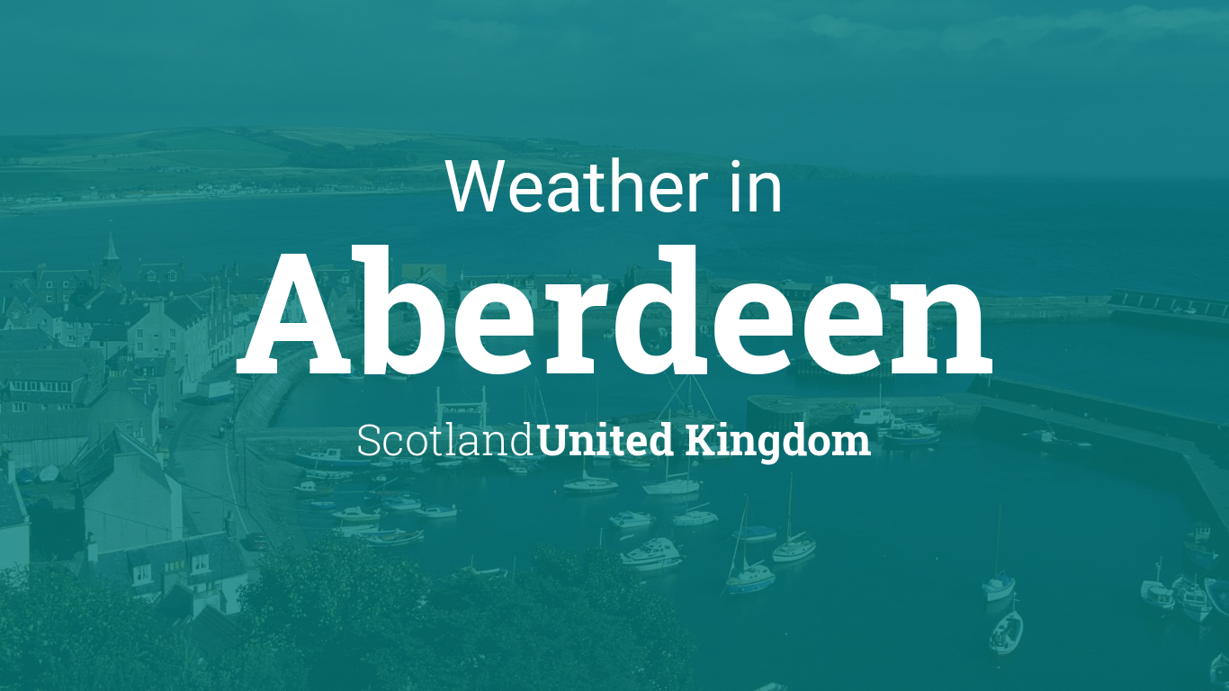 Printable Monthly Calendar With Holidays : Weather for aberdeen scotland united kingdom