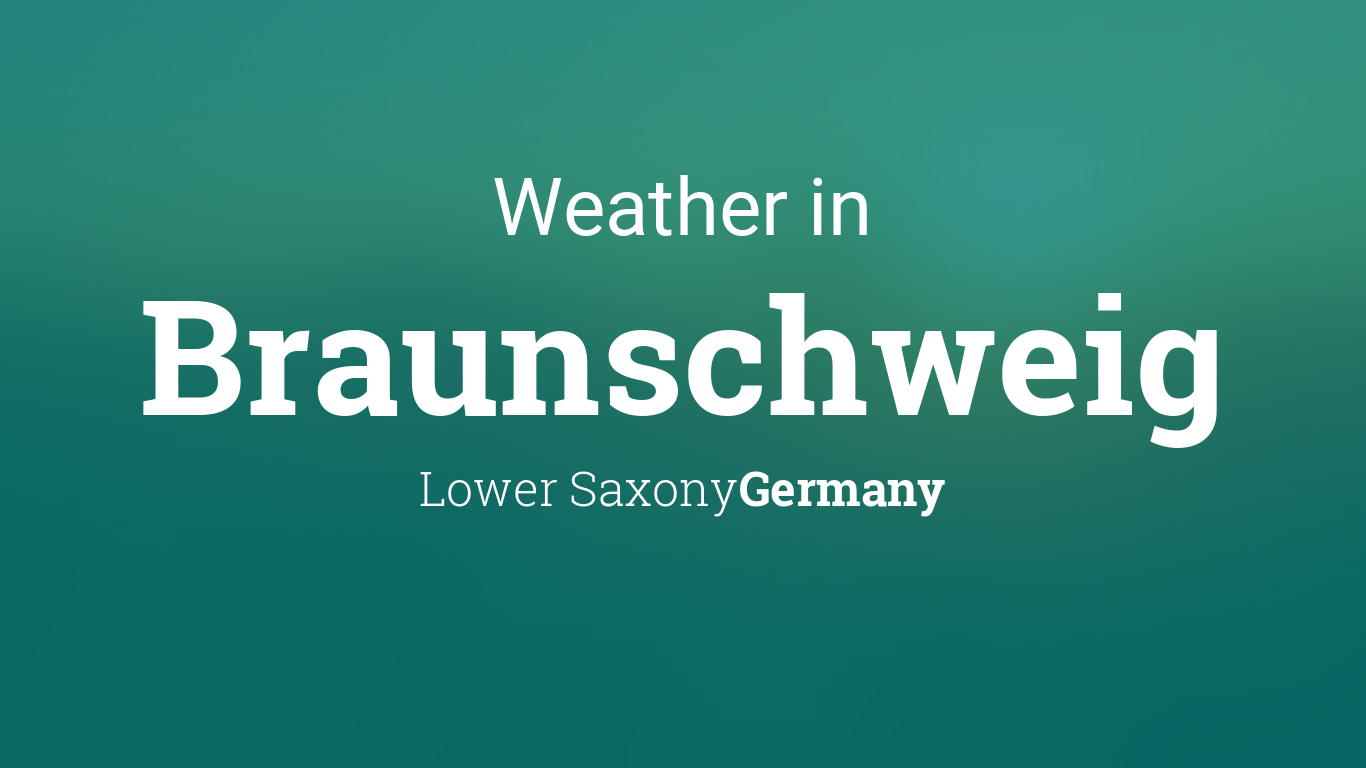 Braunschweig Temperature