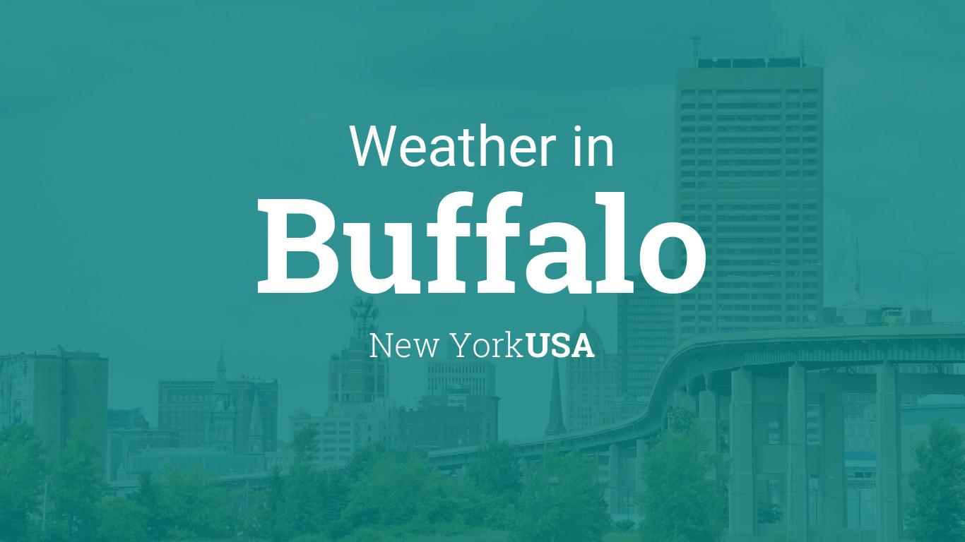 Weather For Buffalo New York Usa